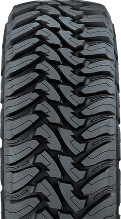 Off-Road Tires With Maximum Traction | Open Country M/T