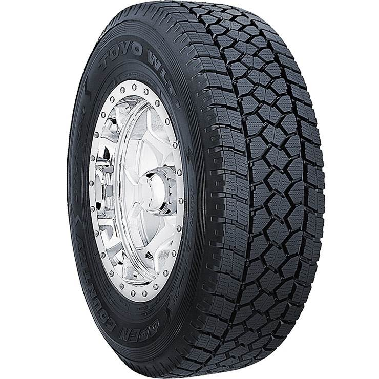 Winter Snow Amp Ice Truck Tires Open Country Wlt1 Toyo Tires