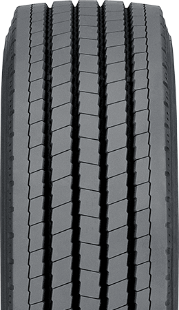 Foreground Tire Tread