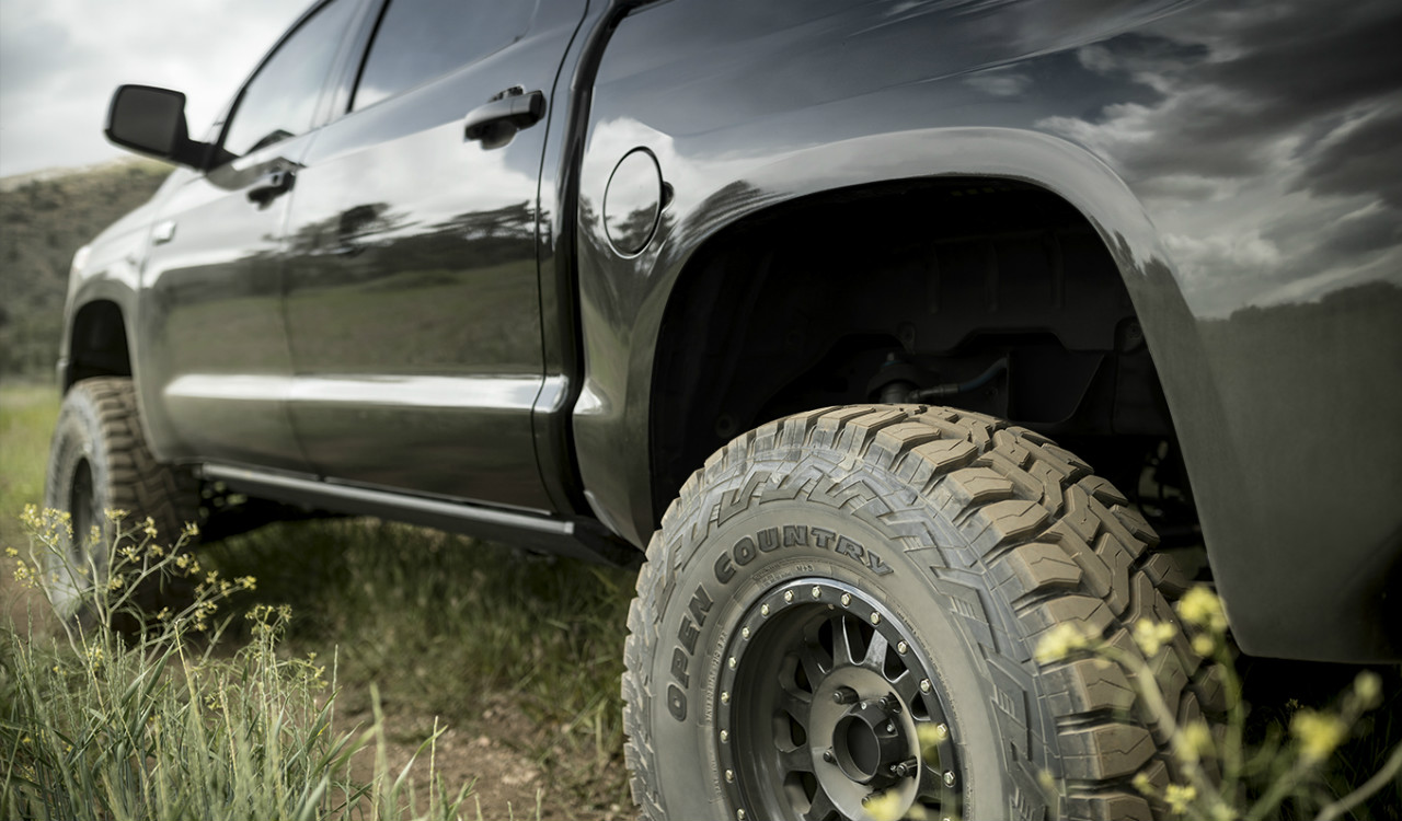 Light Truck Suv Cuv All Terrain Tires Toyo Dodge Ram 1500 At2