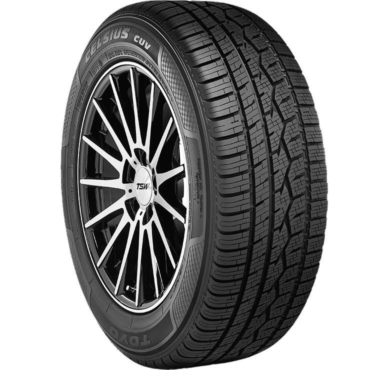 Toyo Celsius Cuv >> Crossover Tires For Variable Conditions – Celsius CUV ...