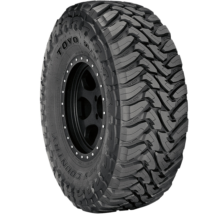 Tire Places Open Today >> Rugged Terrain Light Truck Tires Open Country R T Toyo Tires