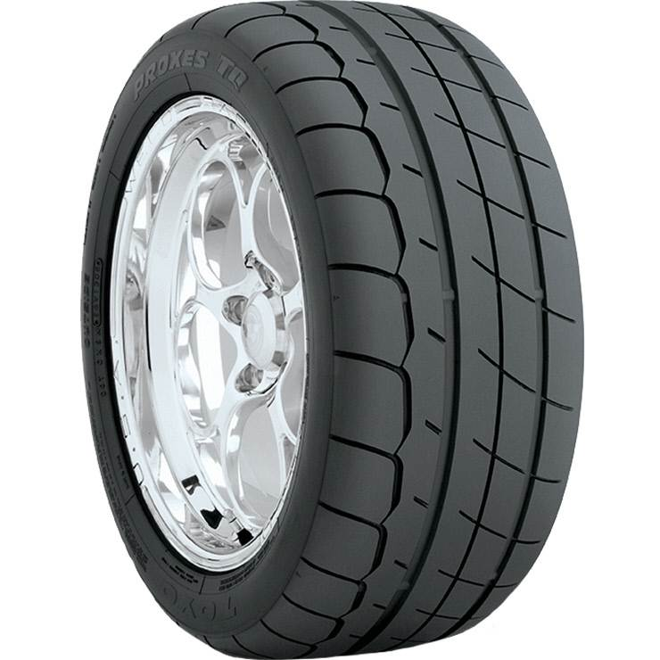 Drag Radials Optimized for Straight-Line Performance