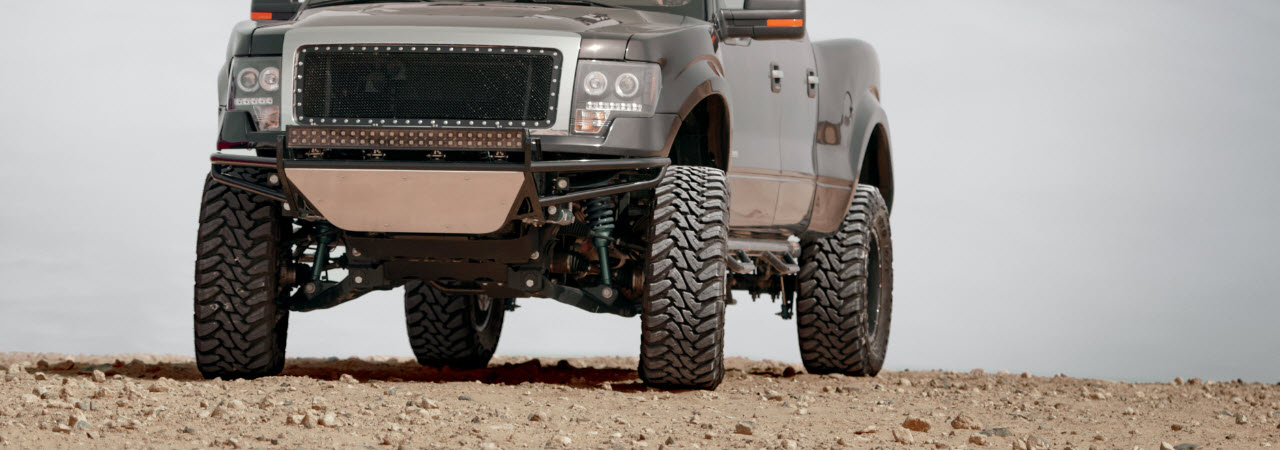 Open Country Tires Designed For Your Truck, SUV & CUV | Toyo