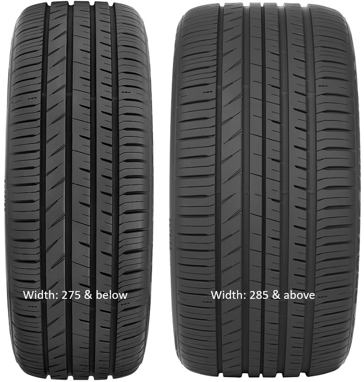 Proxes Sport A/S Tread